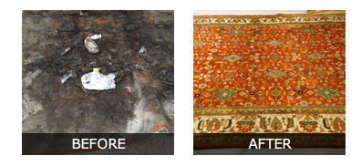 Water Damage Restoration and Cleaning