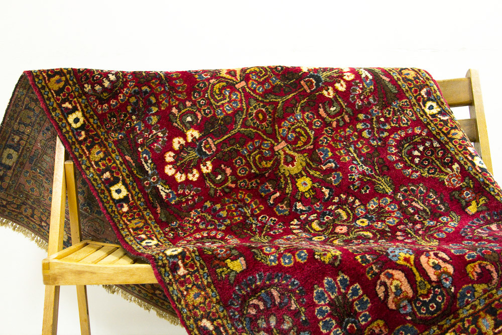 Sarouk Rug Cleaning And Care By NJ
