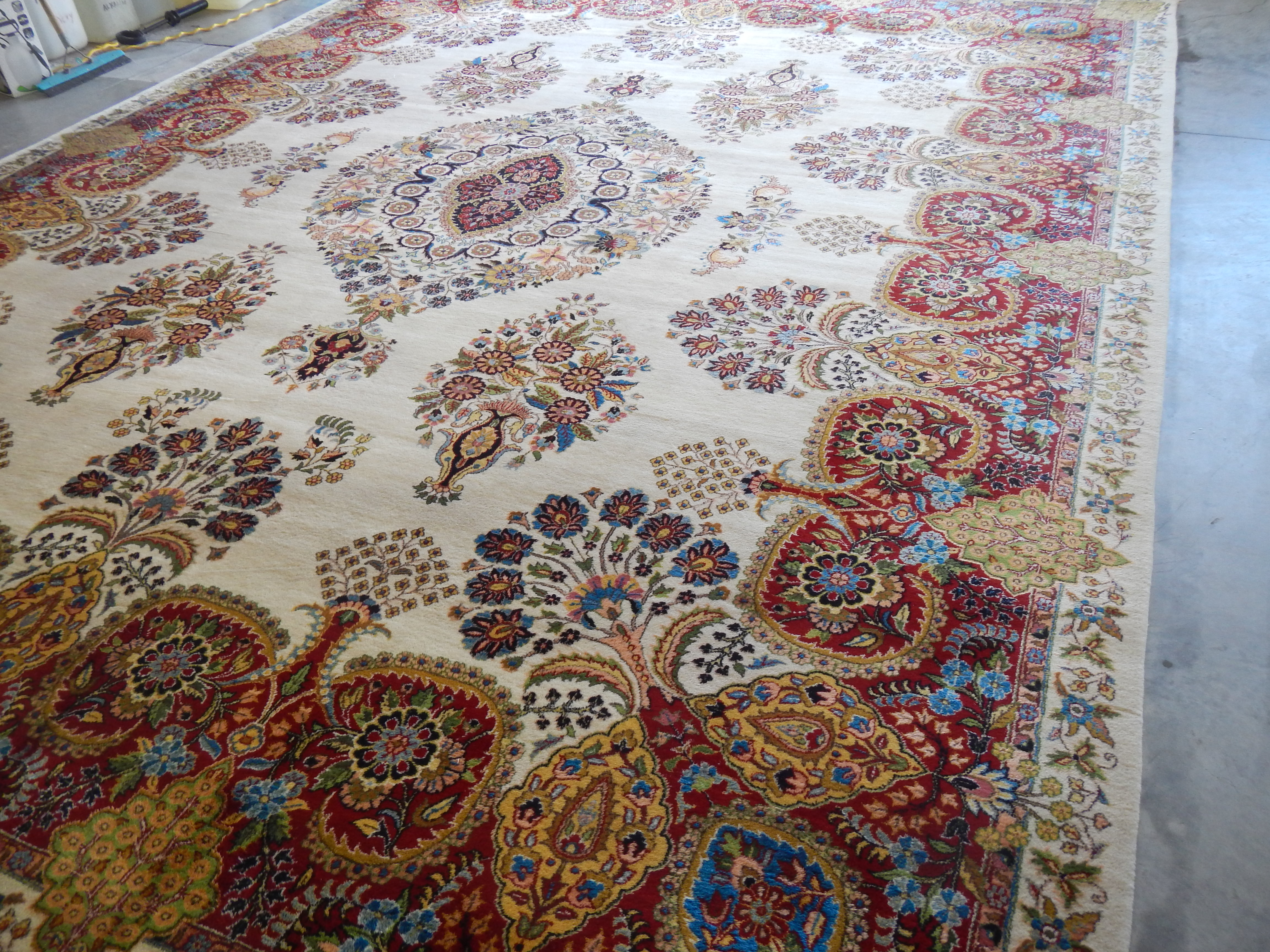 Cleaning A Persian Rug Rugs Ideas